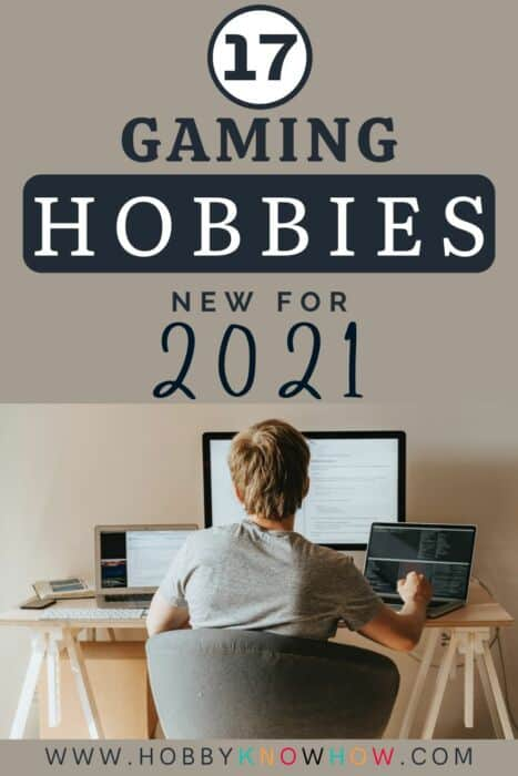 buy gaming as a hobby