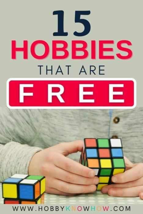 free hobbies