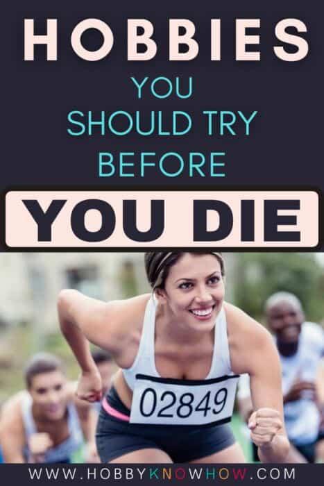 run a marathon before you die
