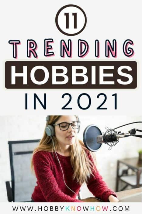 trending hobbies