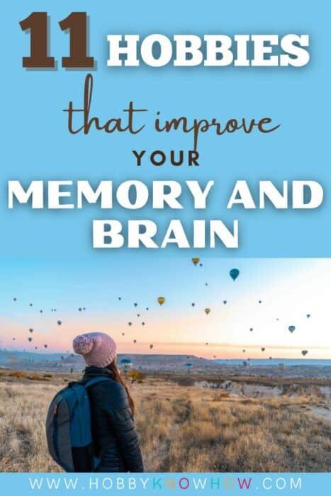 Hobbies for memory improvement