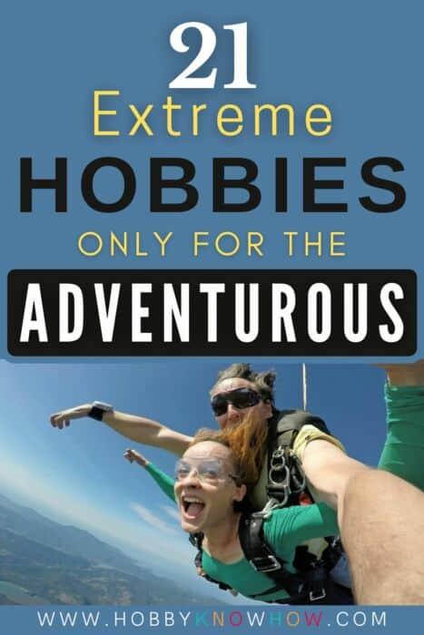 extreme hobbies
