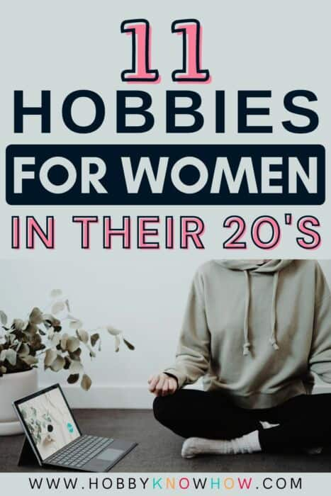 womens hobbies
