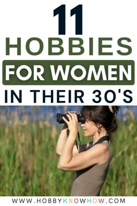 WOMEN IN THEIR 30'S LOOKING FOR A NEW HOBBY