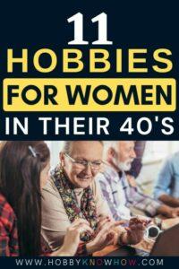 WOMEN IN THEIR 40'S