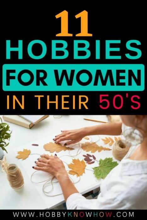 WOMEN IN THEIR 50'S