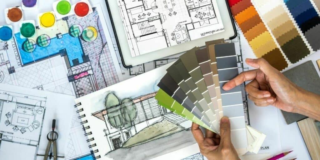 interior design as a hobby