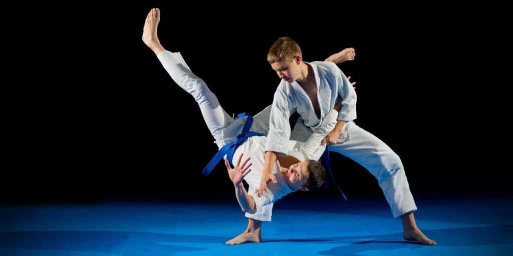 Judo as a Martial Arts Hobby