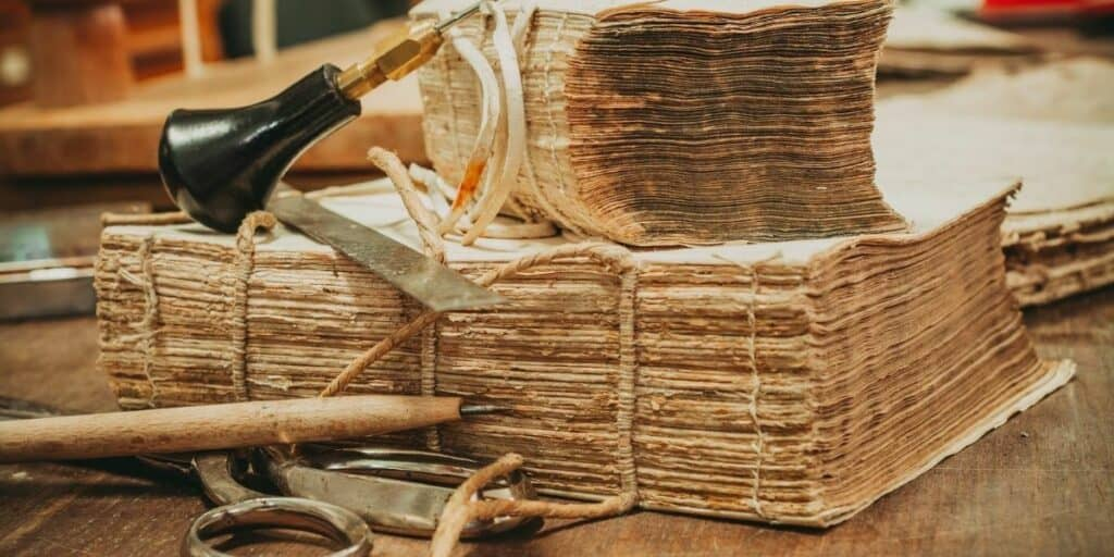 Guide to a Book Restoration Hobby