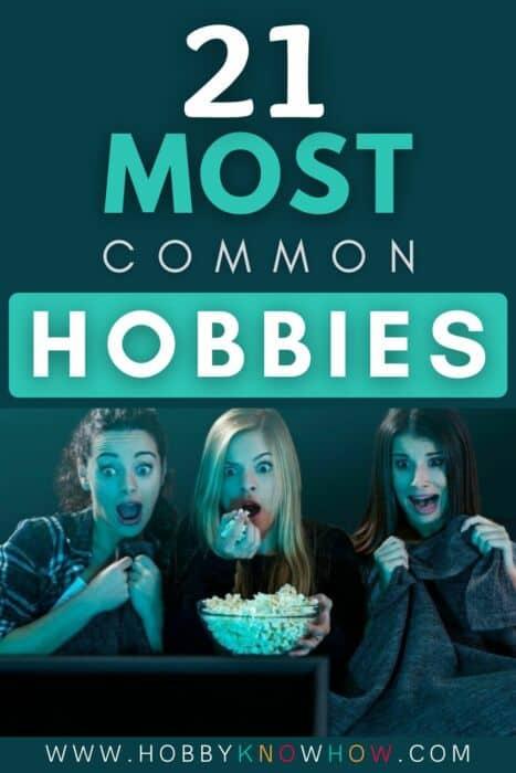 common hobbies