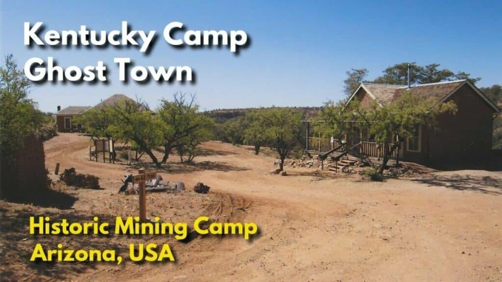 Kentucky camp was a gold mine