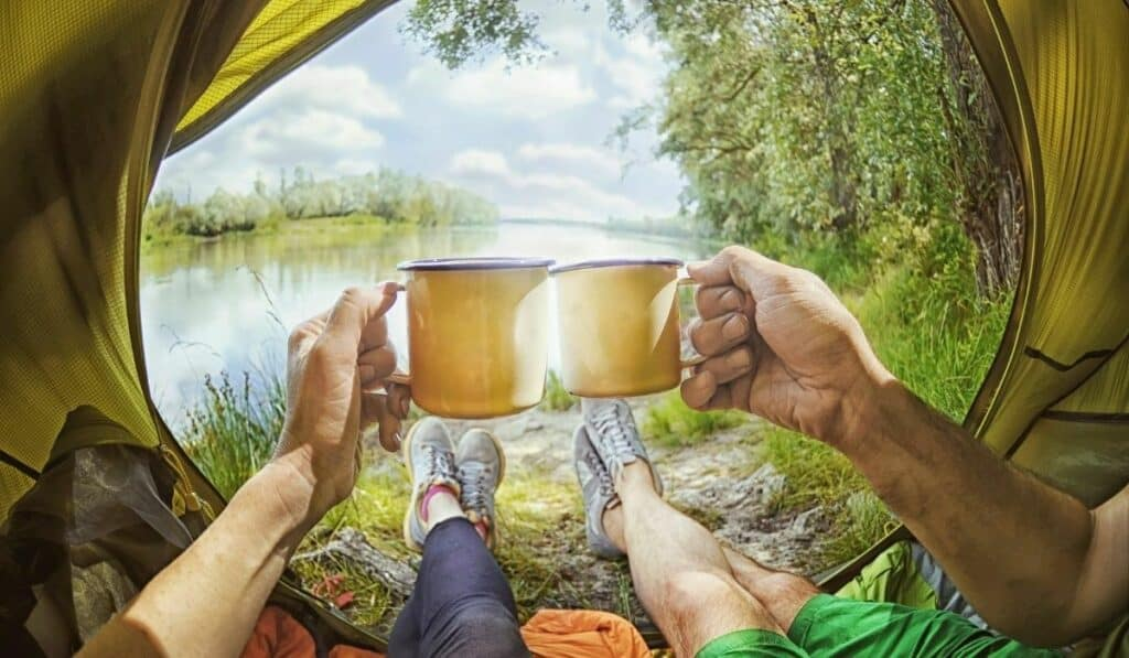 best double camping cots