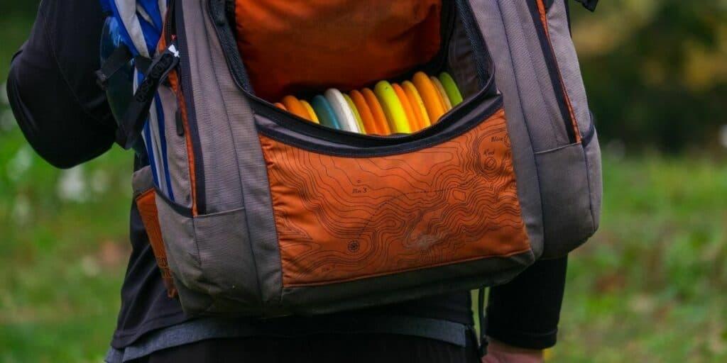 disc golf bag