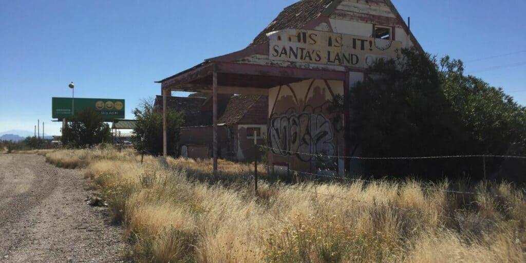 haunted town in arizona