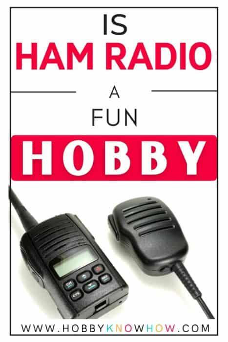 ham radio hobby