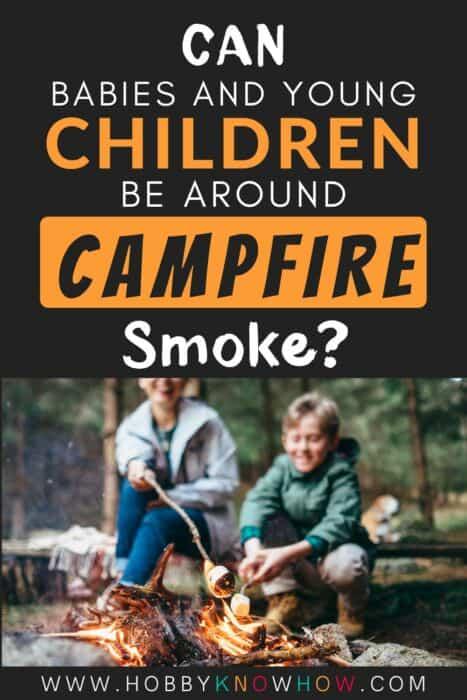 camp fire smoke