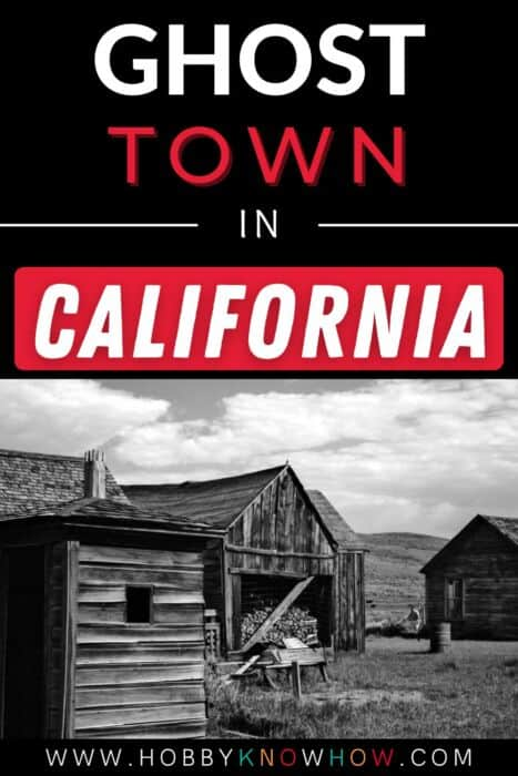 ghost towns in california