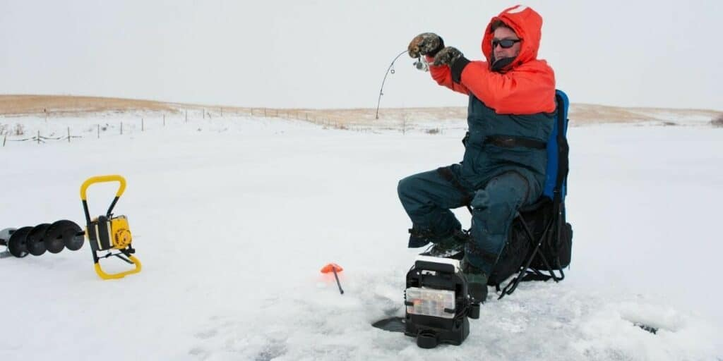 The Complete Guide to Ice Fishing