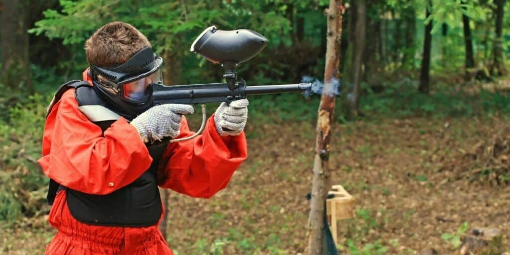 What Should You Wear for Paintball?