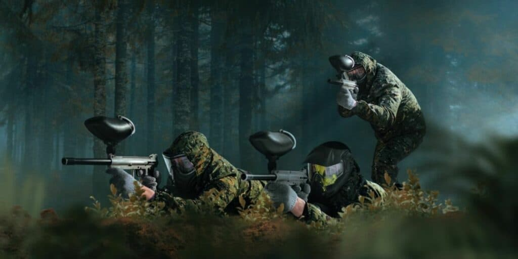The Beginner's Guide to A Paintball Hobby