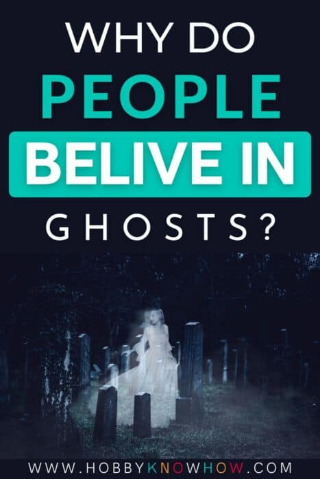 people who believe in ghosts