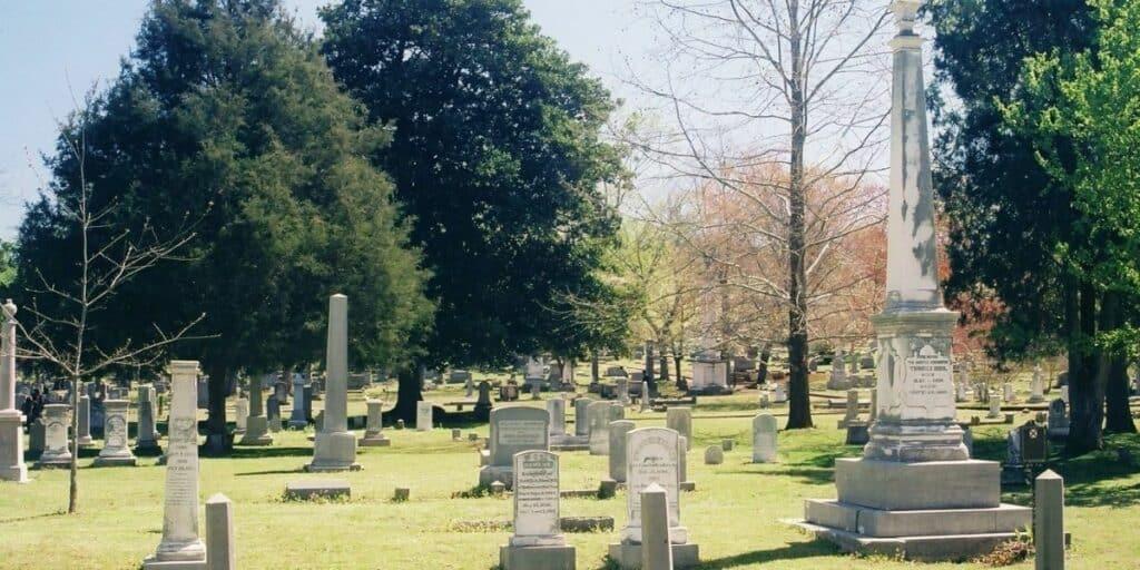 Maple Hill Cemetery - Alabama