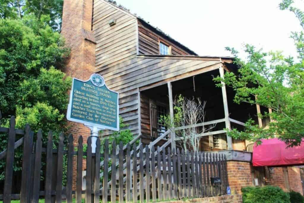King's Tavern in Natchez, Mississippi