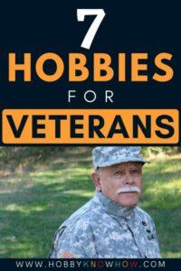 veterans looking for hobbies