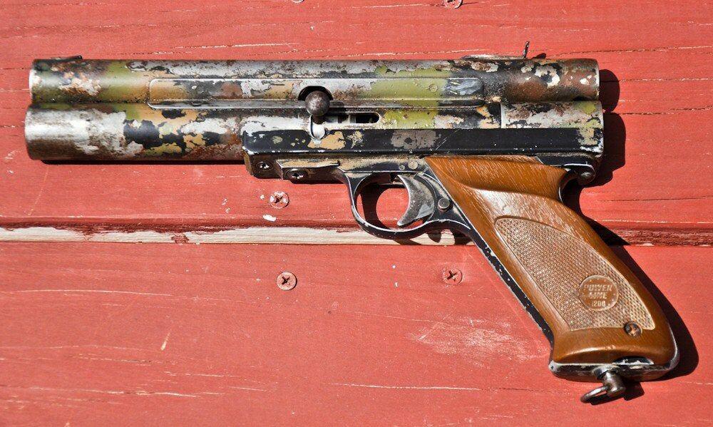 original paintball gun