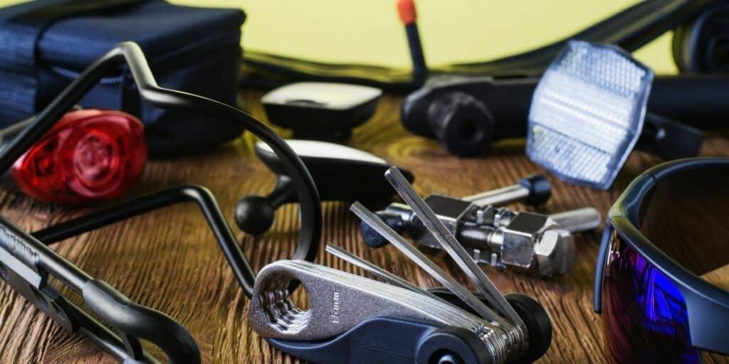 bikepacking tool kit
