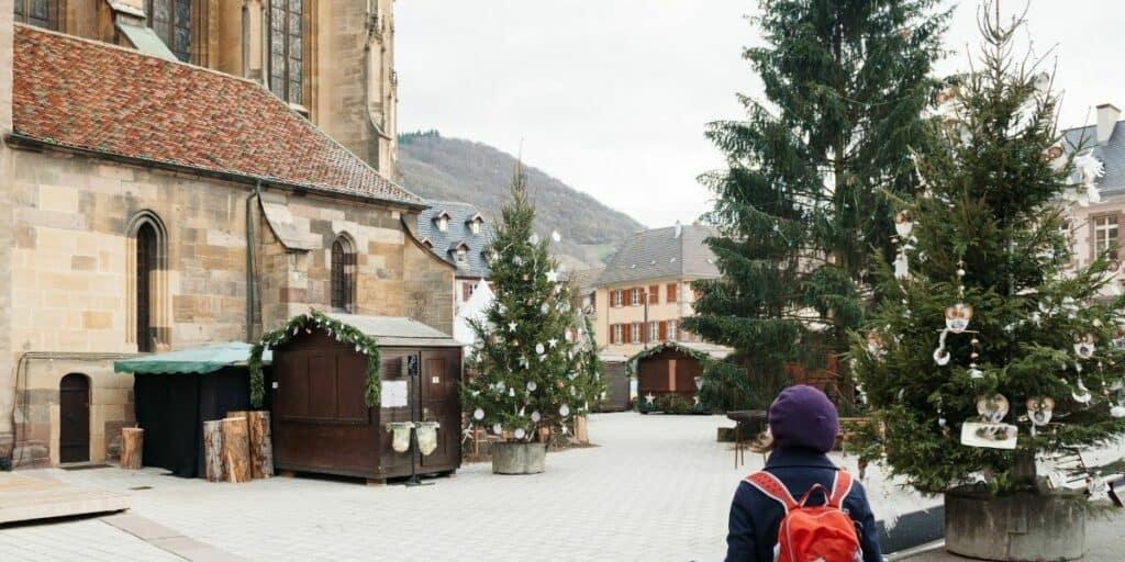 travel at christmas