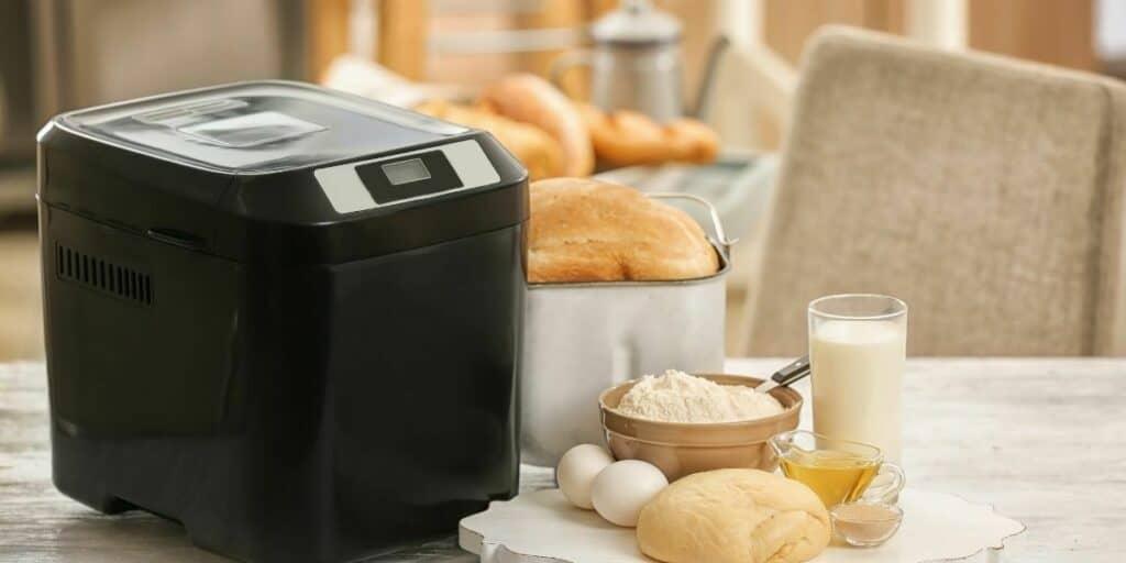 compact bread maker