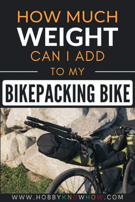 weight on bikepack
