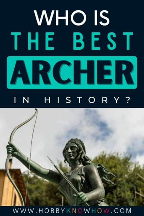 best archer in history