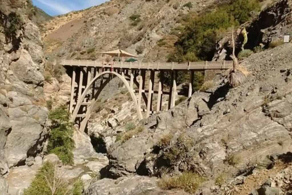 Southern California- Bridge to Nowhere