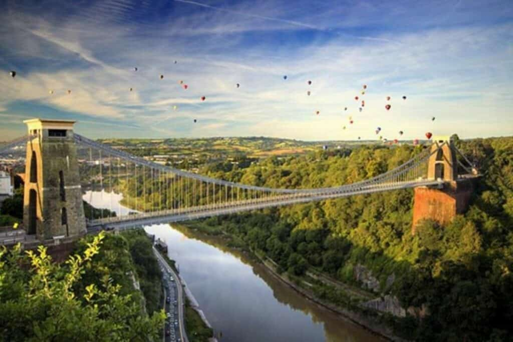 bristol clifton bridge