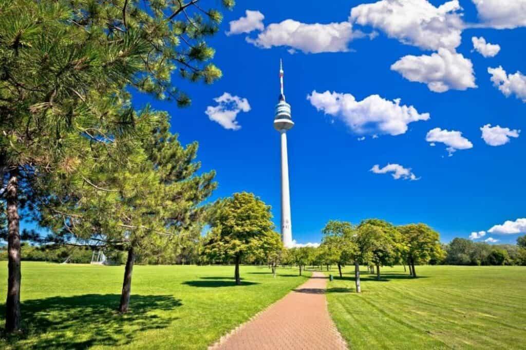 Donauturm Tower