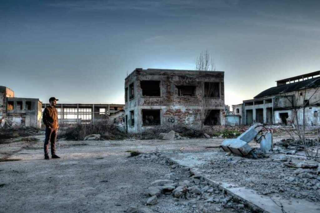 Find Abandoned Places Near Me